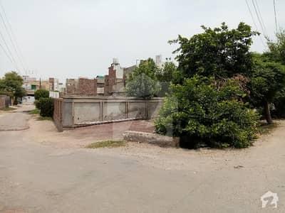 کینال روڈ رحیم یار خان میں 14 مرلہ کمرشل پلاٹ 3.36 کروڑ میں برائے فروخت۔