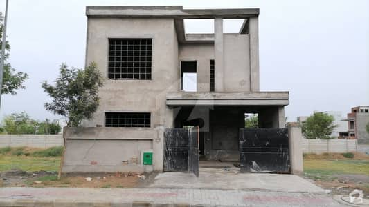 Prime Location 8.66marla Grey Structure House Available For Sale Located In Southern District Extension Phase1