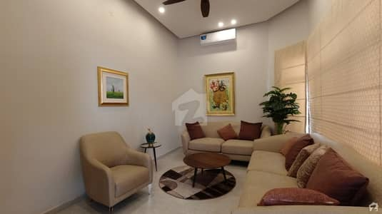 Fully Furnished House Is Available For Sale