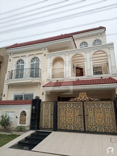 10 Marla Brand New Ultra Modren House For Sale In Lda Avenue 1