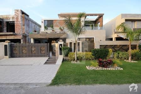 ڈی ایچ اے فیز 6 ڈیفنس (ڈی ایچ اے) لاہور میں 5 کمروں کا 1 کنال مکان 5.3 کروڑ میں برائے فروخت۔