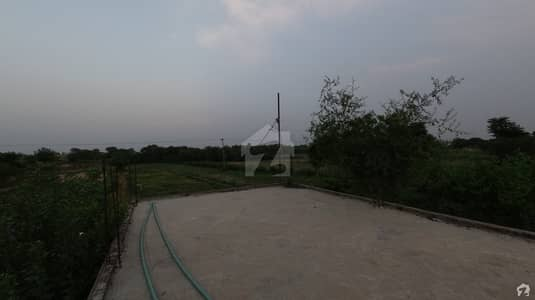 اڈیالہ روڈ راولپنڈی میں 8.7 کنال فارم ہاؤس 5.5 کروڑ میں برائے فروخت۔
