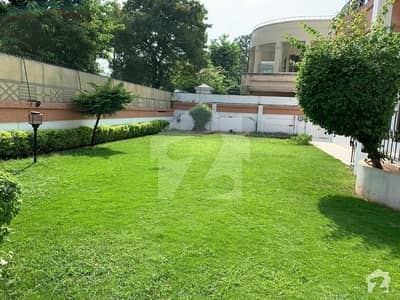 A Beautiful House Available For Rent In F-8
