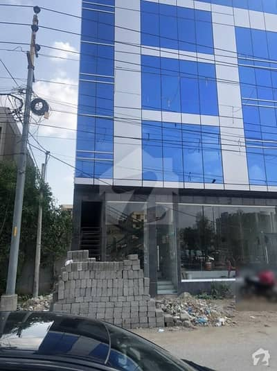Brand New Building Available For Sale
