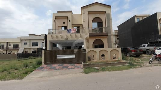 7 Marla Brand New House For Sale In Abu Baker Block Bahria Phase VIII