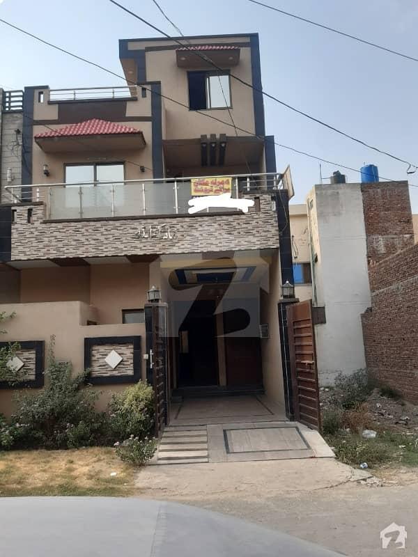 4 Marla House For Sale In F Block Al Rehman Garden Phase 2