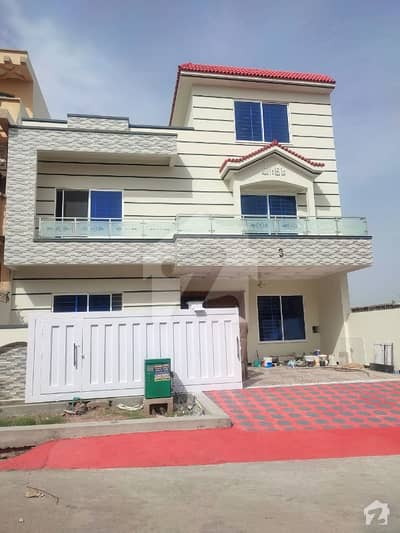 Brand New, 35x70, House For Rent With 7 Bedrooms In G-13, Islamabad