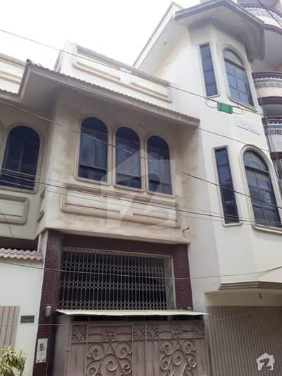 220 Yards Double Storey House For Sale