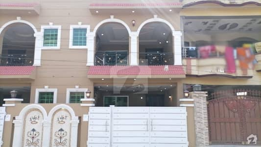 8 Marla Brand New Double Storey House For Sale In Nawab Town At Prime Location