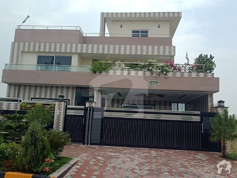 House Spread Over 4500 Square Feet In Tele Garden (T&T Echs) Available