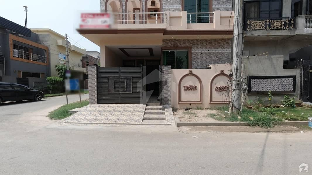 5 Marla Spanish House Available In Canal Garden For Sale