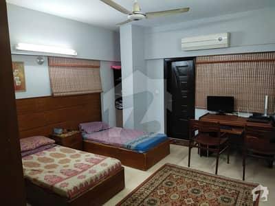 Flat For Sale North Nazimabad Block