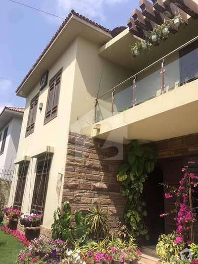 Chance Deal Bungalow for sale at DHA Phase 6 at very prime location