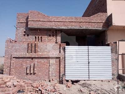 پنجاب گورنمنٹ سرونٹ ہاؤسنگ فاؤنڈیشن فیصل آباد میں 2 کمروں کا 5 مرلہ مکان 56 لاکھ میں برائے فروخت۔