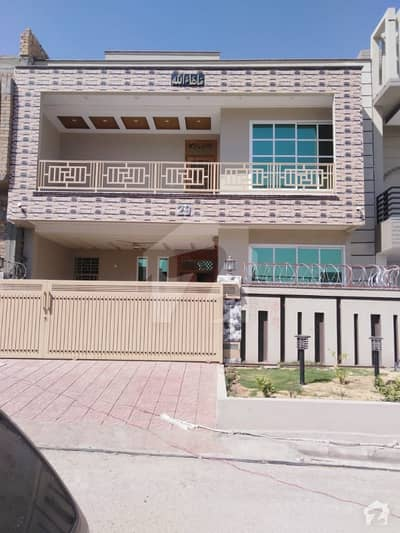 Double Storey 7 Marla House For Sale On Investor Rate Jinnah Garden Phase 1