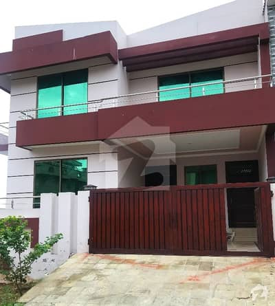 Brand New Corner Triple Storey House For Sale Very Luxuriously Built