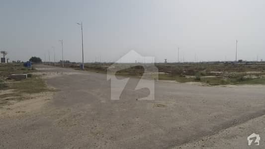 8 Marla Commercail Plot For Sale In Dha 9 Prism