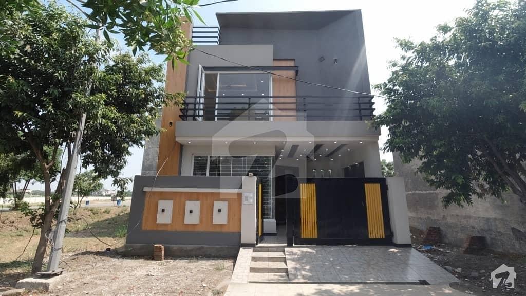 5 Marla House In Al Hafeez Gardens For Sale