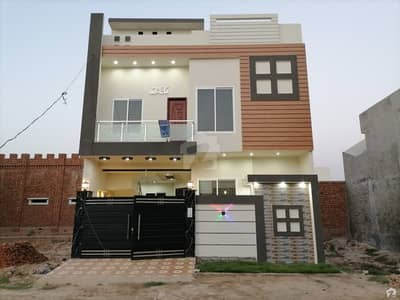 House Of 4.5 Marla Is Available For Sale