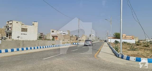 سچل سرمست سوسائٹی سکیم 33 کراچی میں 6 مرلہ کمرشل پلاٹ 1.25 کروڑ میں برائے فروخت۔