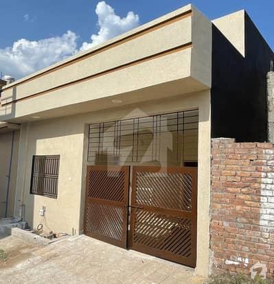 5 Marla Single Storey House For Sale In Bani Gala