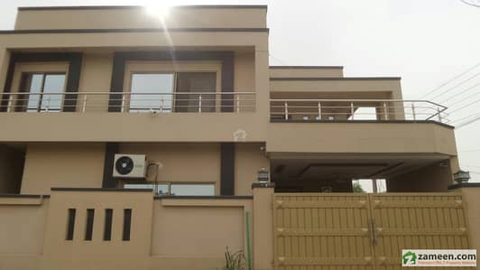 10 Marla Brand New Double Storey House For Sale In Architects Housing Society