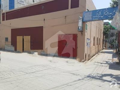 15.5 Marla Commercial Building For Urgent Sale