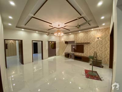 10 Marla  Brand New House Available For Sale In Nashe Man Iqbal Phase 2 Lahore