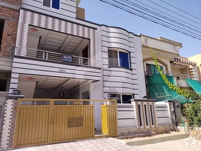 10 Marla Brand New Double Storey House For Sale