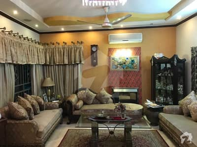 One Kanal stylish Bungalow Reasonable Rent Walking Distance From Park