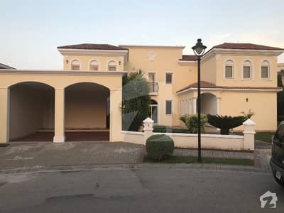 Brand New 2 Kanal 7 Bedroom Fully Furnished Bungalow Emaar Canyon Views Dha 5 Islamabad For Rent