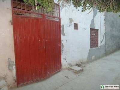 Single Storey Beautiful House For Sale At Qadir Colony Okara