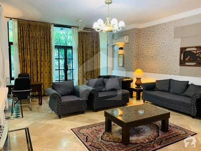 Well Furnished House For Rent In F-6