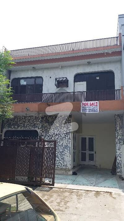 G-8 25x60 Vip Location House For Sale
