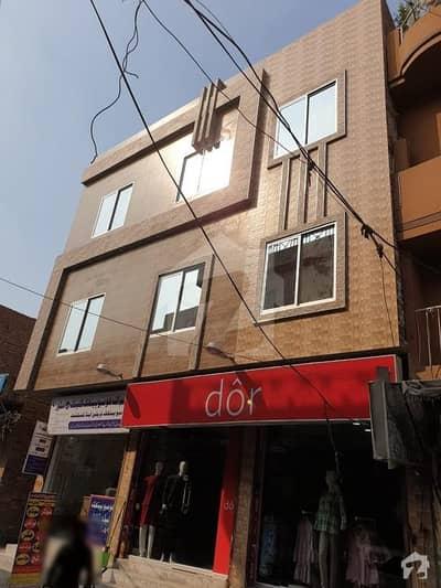 New Plaza Sale In Allama Iqbal Town