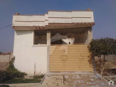 4 Marla Single Storey House For Sale