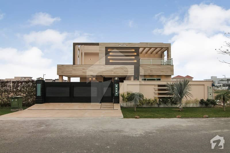 1 kanal brand new modern design bungalow for sale in phase 6