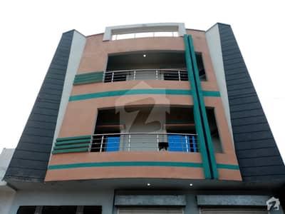 گلشن علی ہاؤسنگ سکیم ساہیوال میں 3 مرلہ عمارت 60 لاکھ میں برائے فروخت۔