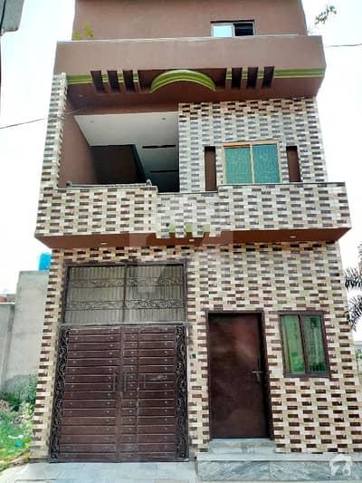 4 Marla Triple Storey Beautiful House For Sale#naya Pakistan Housing Schemes