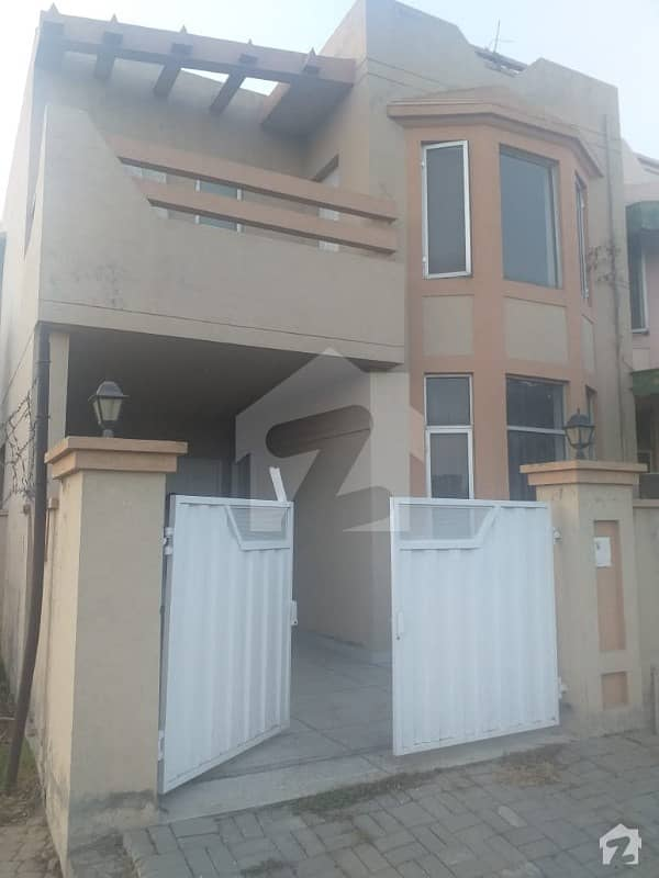 7 Marla Corner House Sector M7b For Sale