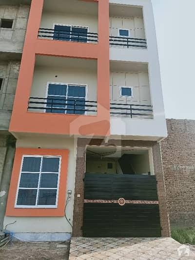 فور سِیزن ہاؤسنگ فیصل آباد میں 3 مرلہ مکان 70 میں برائے فروخت۔