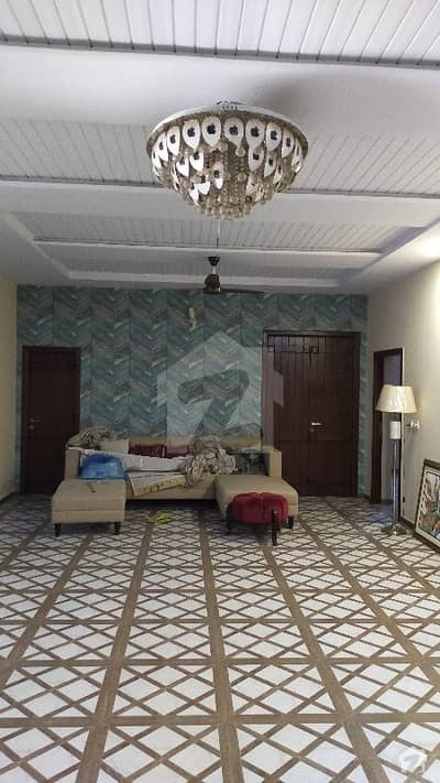 20 Marla Brand New Double Storey House Khyaban Gardens Sargodha Road Ideal Location Security Gate