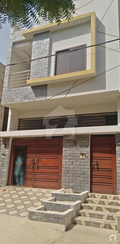 150 Sq Yard Available Bungalow For Sale At Unit No 6 Latifabad Hyderabad