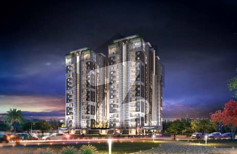 Type DA 6 Rooms Duplex Apartment Is Available For Sale In Shayan Iconic Residency