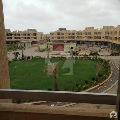 گوہر گرین سٹی کراچی میں 3 کمروں کا 4 مرلہ فلیٹ 55 لاکھ میں برائے فروخت۔