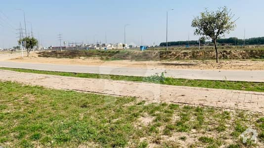 1 Kanal Pair Residential Ideal Plot For Sale In Dha Phase 9 Prism Block F