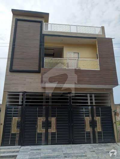ریگی ماڈل ٹاؤن پشاور میں 8 کمروں کا 5 مرلہ مکان 2.2 کروڑ میں برائے فروخت۔