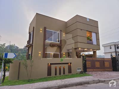 Designer 14 Marla With 6 Marla Lawn House 4 Sides Open For Sale