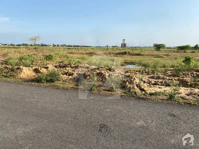 Good Location Plot of 1 Kanal Is For Sale In Block N DHA 9 Prism Lahore