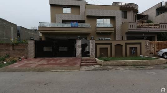 16 Marla Brand New House For Sale Soan Garden Block F Islamabad